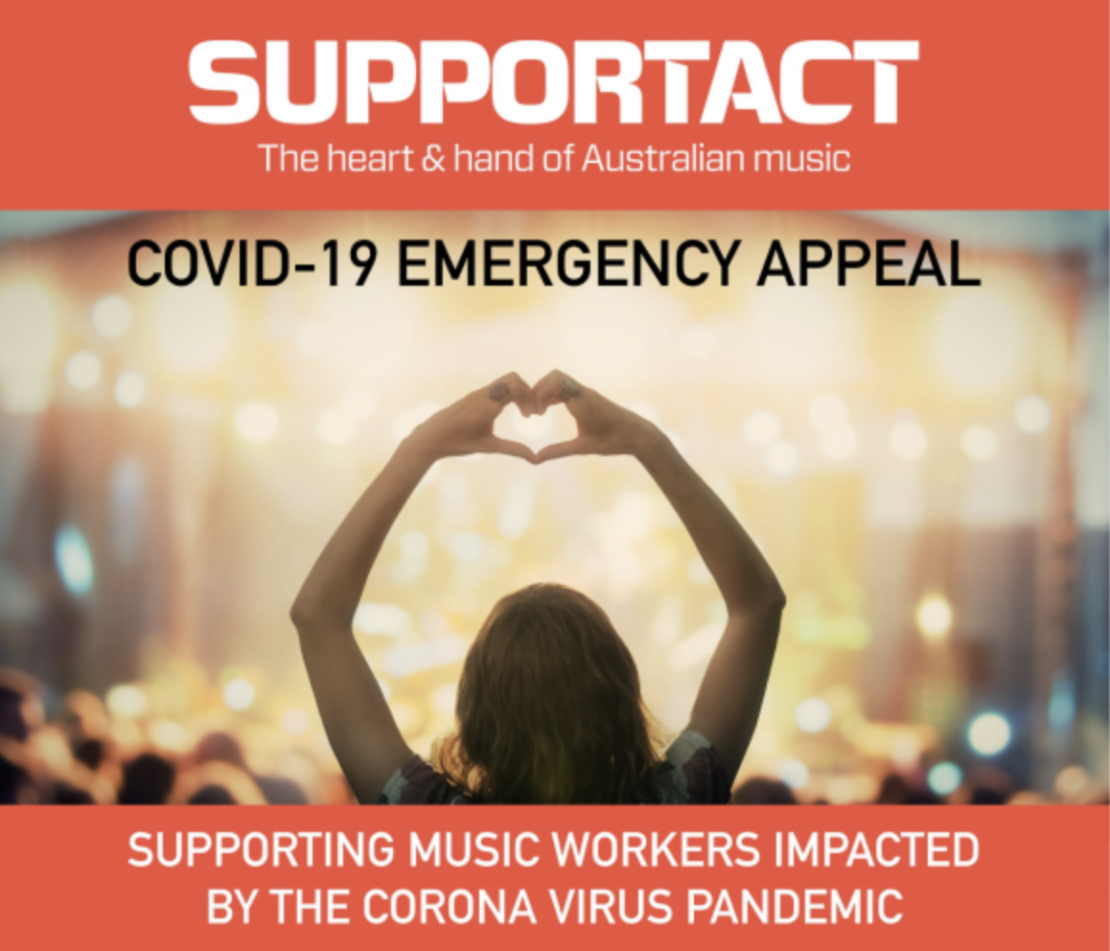 How To Support Musicians And Artists During The COVID-19